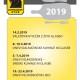 Koledar dogodkov Lovenjak 2019
