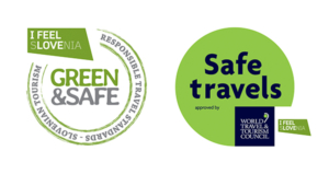 Green and Safe I feel Slovenia